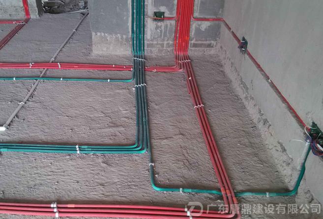水电安装电路预埋基础知识
